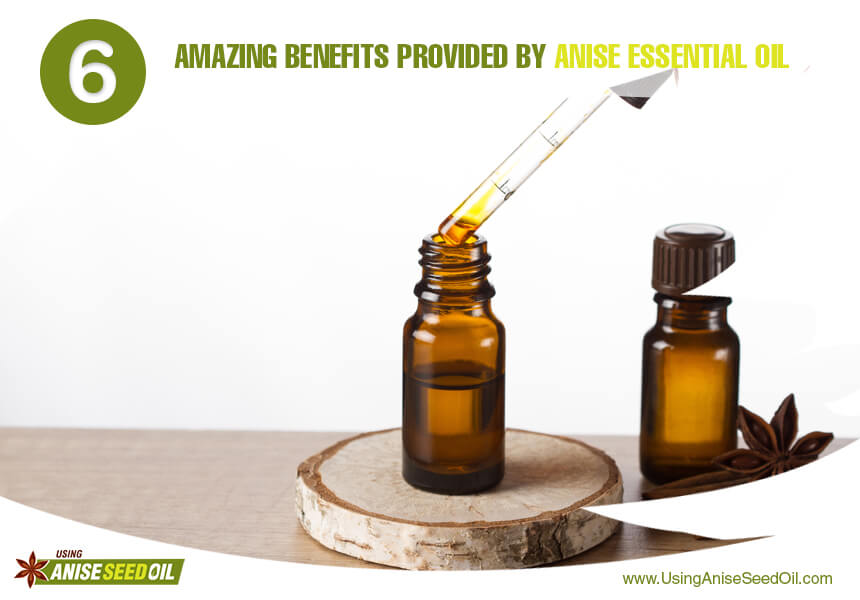 anise seed oil uses